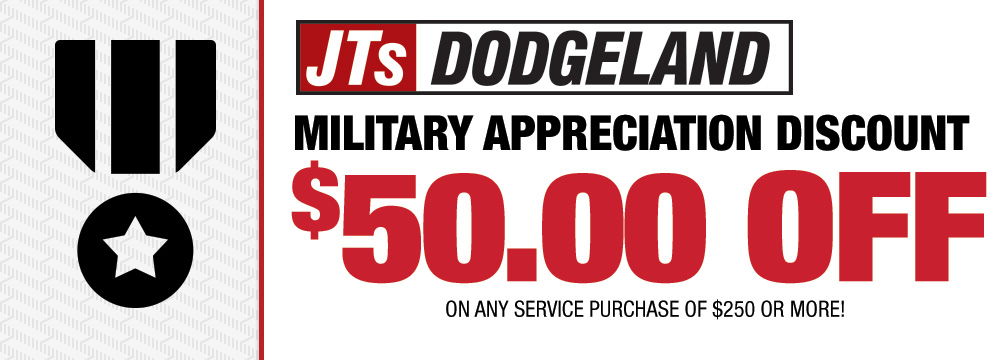 Military Appreciation Discount