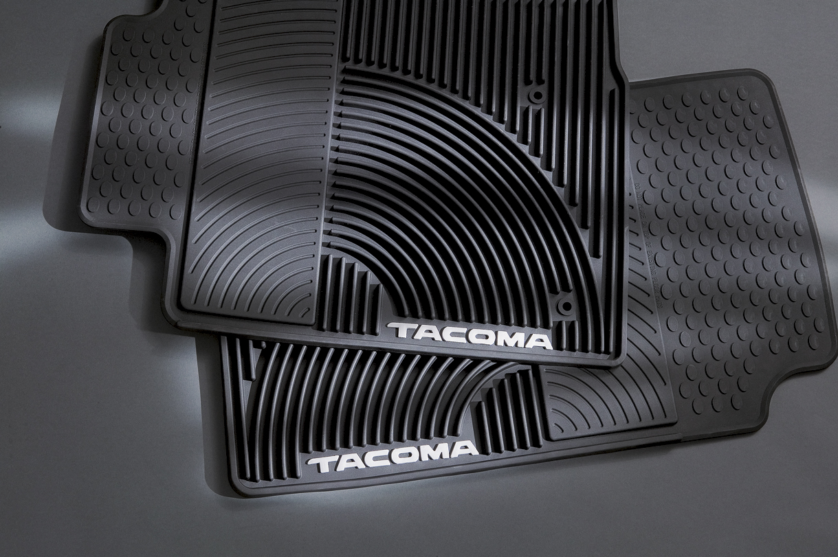 Tacoma All Weather Mats