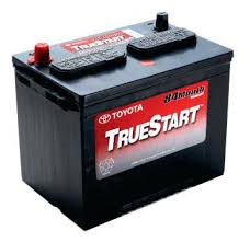 FREE Toyota True Start Battery Inspection