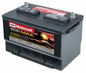 MOTORCRAFT® TESTED TOUGH® PLUS BATTERIES $99.95 MSRP*