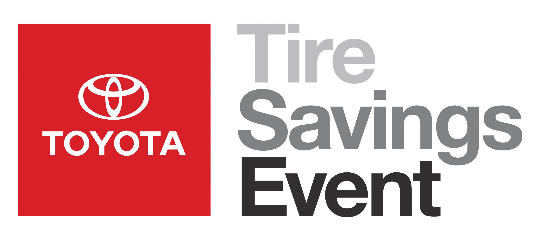 Tire Savings Event!
