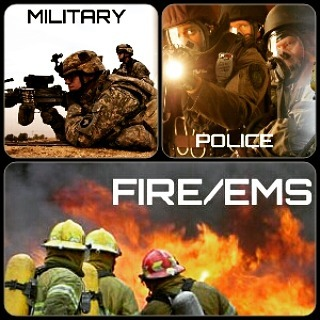 1st Responder & Military Service Discount!