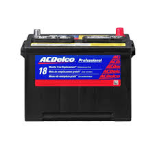 ACDELCO PROFESSIONAL RED BATTERY