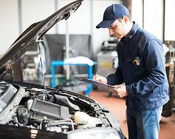 Complimentary Multi-Point Vehicle Inspection