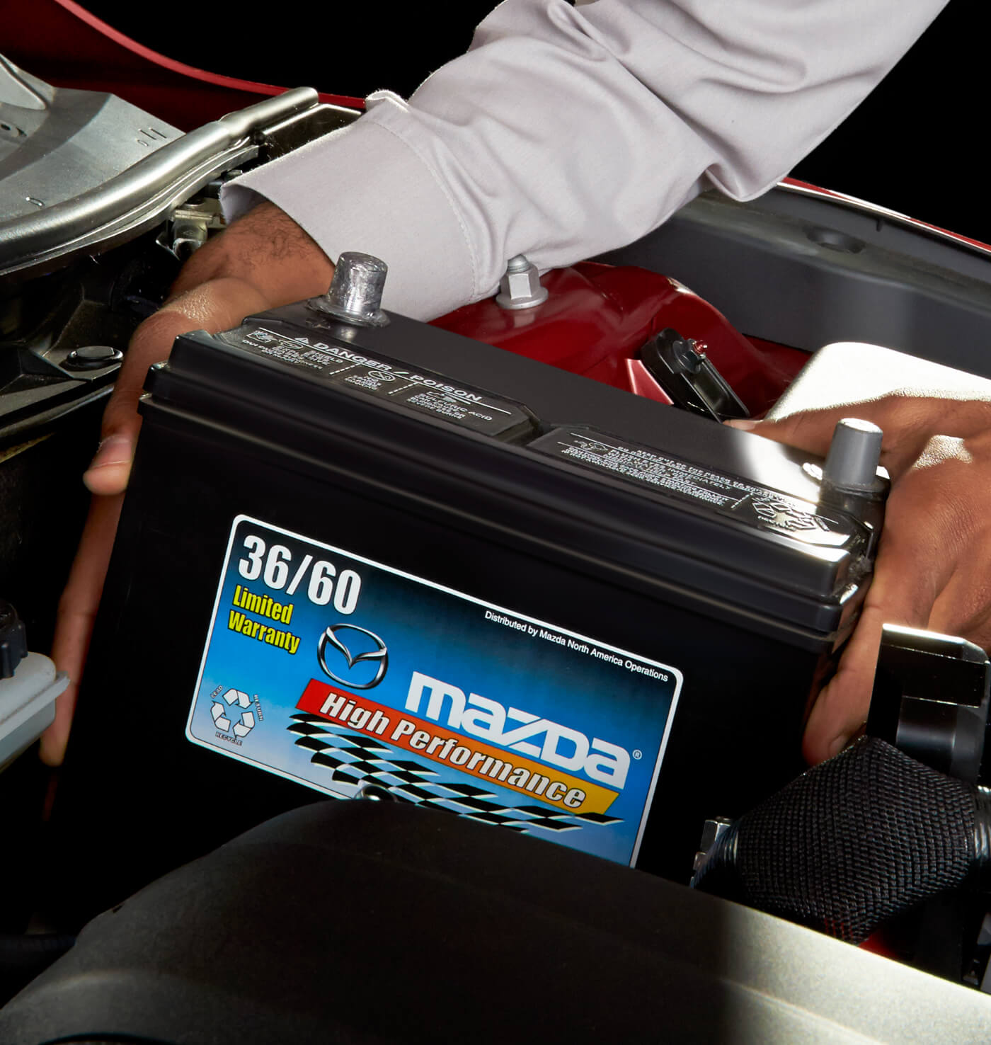 Mazda Battery Special