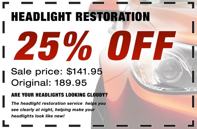 Headlight Restoration