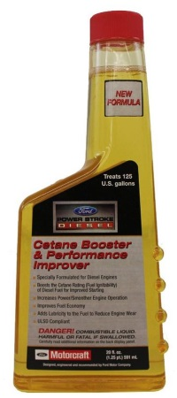 Motorcraft Cetane Booster Additive