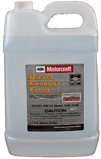 Genuine Ford Fluid PM-27-JUG Diesel Exhaust Fluid - 2.5 Gallon