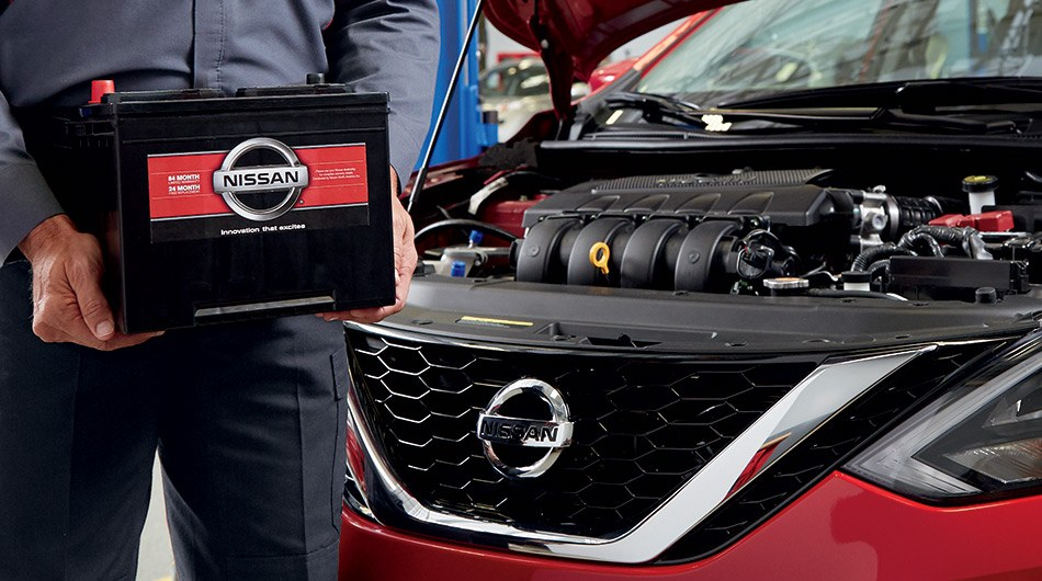 Nissan Battery Savings