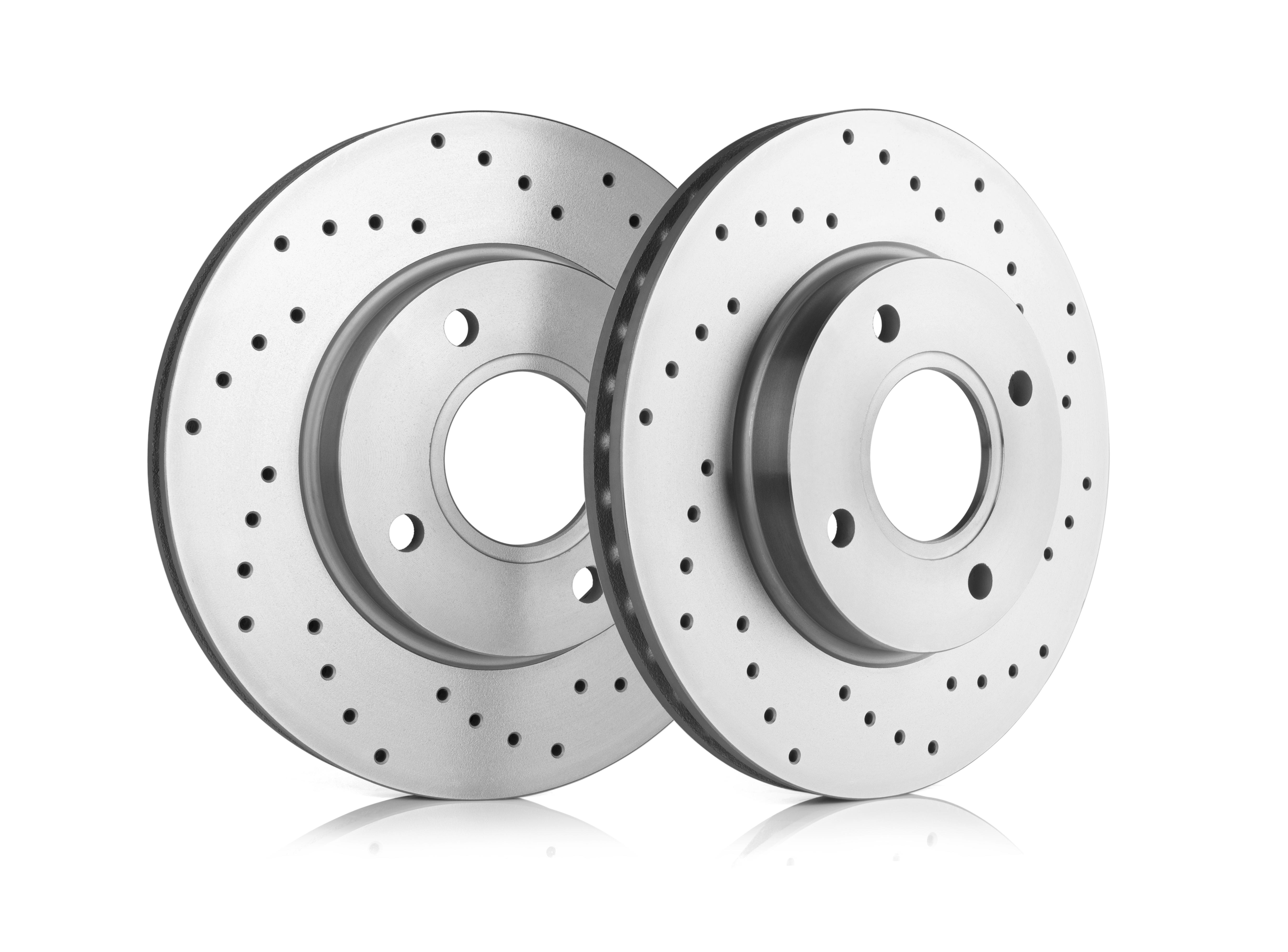 2-Wheel Brake Service w/Rotor Resurfacing