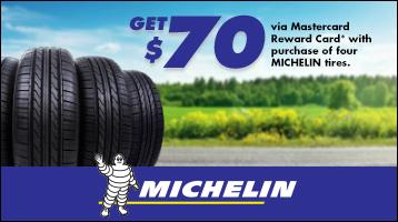 Michelin Tire Rebate