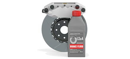 Brake Fluid Exchange w/ Complimentary Inspection