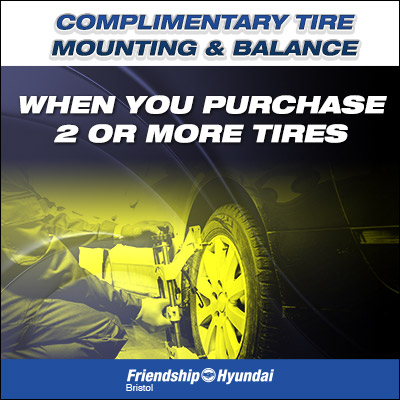 Tire Mounting & Balance