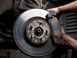 15% Off Brake Pad and Fluid Replacement
