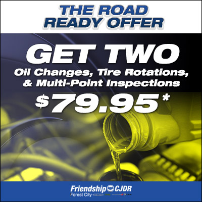 The Road Ready Offer