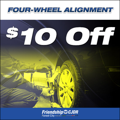 Four-Wheel Alignment