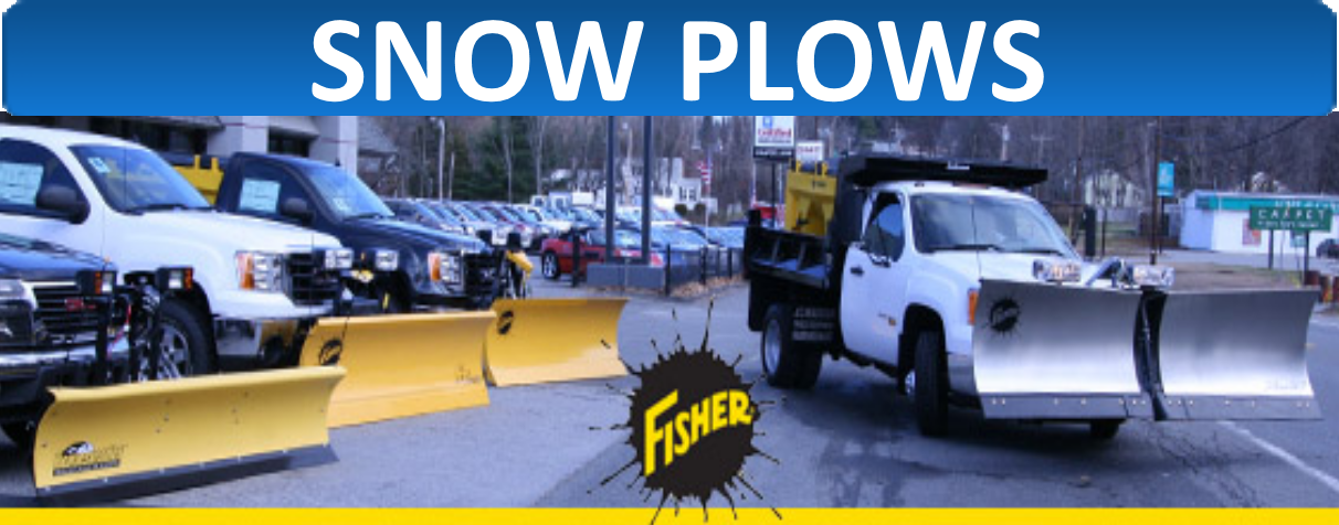 Fisher Plow Distributor