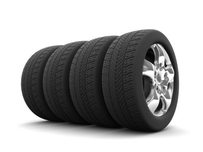 Snow Tires Mount and Balance Special