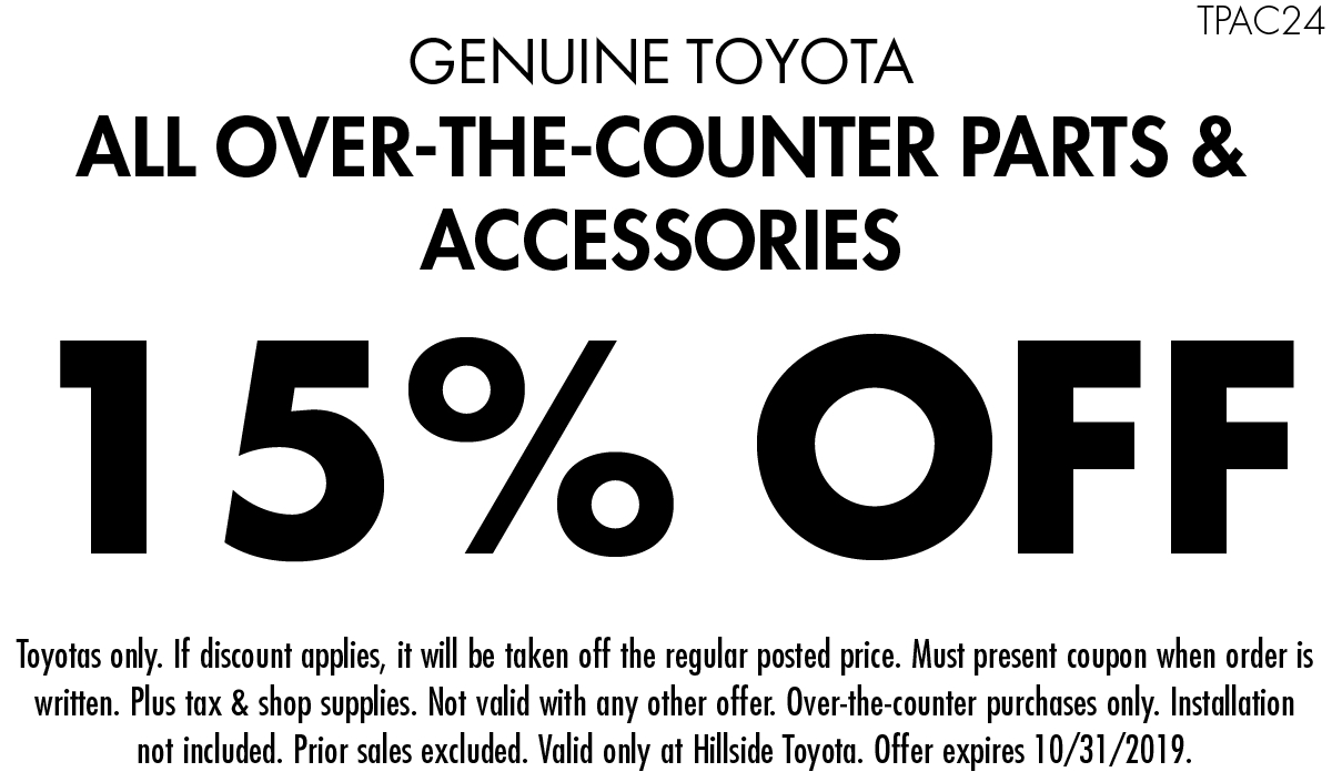 graphic regarding Toyota Service Coupons Printable identified as Support Discount codes and Deals