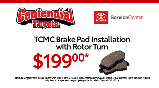 TCMC Brake Pad Installation with Rotor Turn