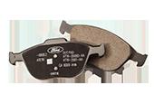 MOTORCRAFT® BRAKE PADS INSTALLED, $99.95 OR LESS*