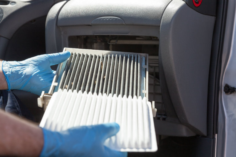 Air Filter OR Cabin Air Filter OR Engine Filter Replacement