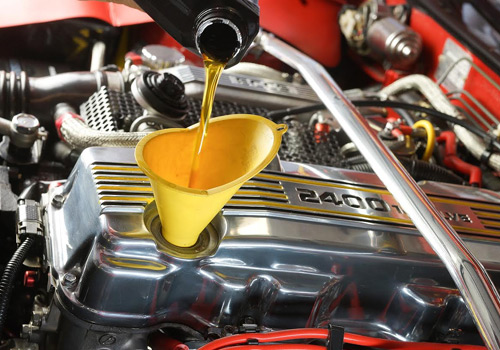 4 Synthetic Blend Oil Changes