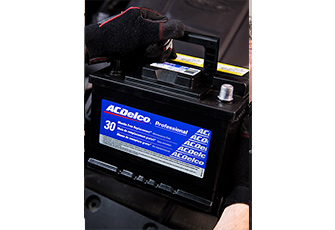 ACDelco PROFESSIONAL BATTERIES