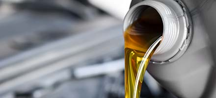 SAVE on Your Next Oil and Filter Change