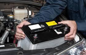 Genuine Toyota Lifetime Battery