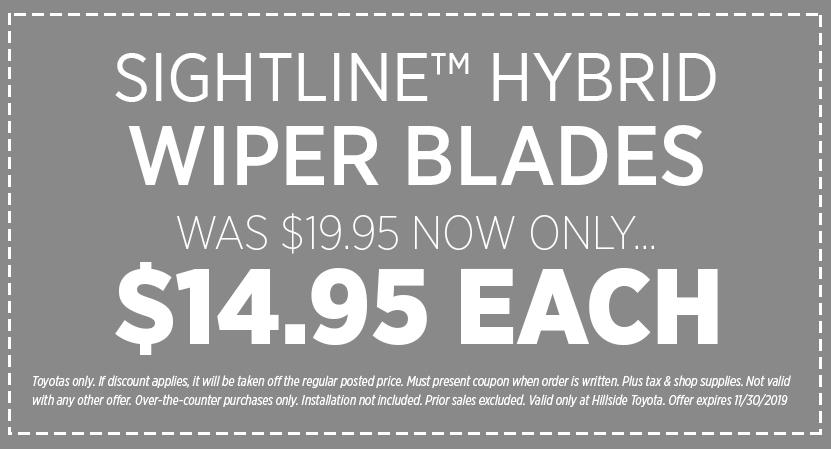 Wiper Blade Special