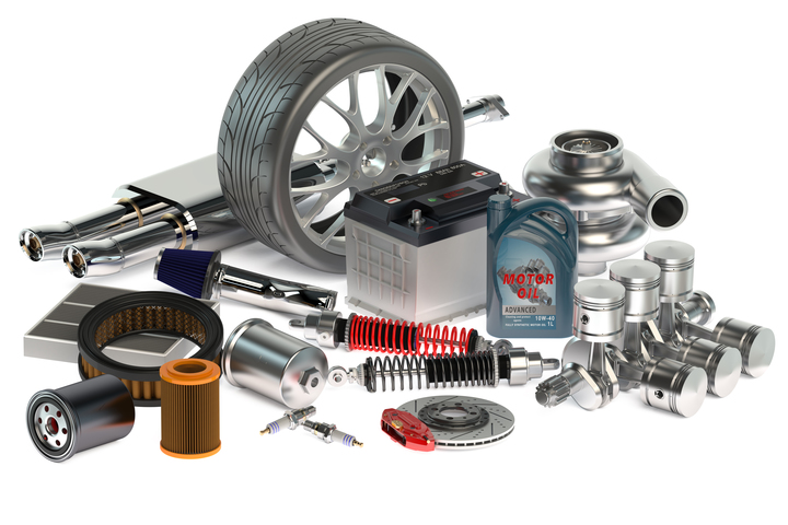 10% Off all Parts