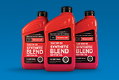 Synthetic Blend Oil Change And More