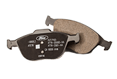 Genuine Toyota- 2 Wheel Brake Service w/ Rotor Resurfacing