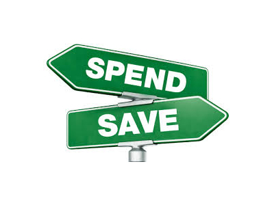 Spend This Save This!