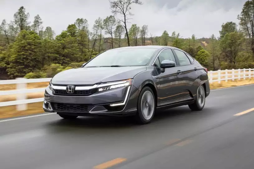 New 2018 Honda Clarity Plug-In Hybrid d in Winston-Salem, NC
