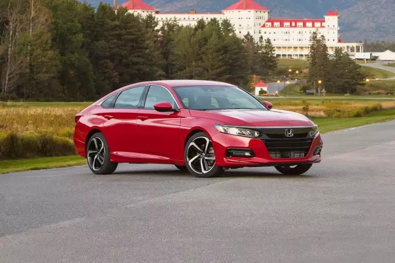 New 2018 Honda Accord