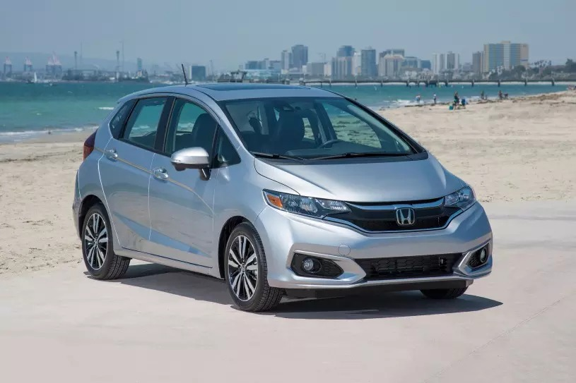New Honda Fit in Goldsboro, NC