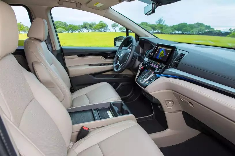 Honda Odyssey in MA