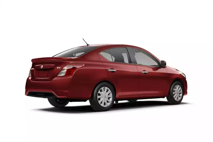 Nissan Versa in Easton