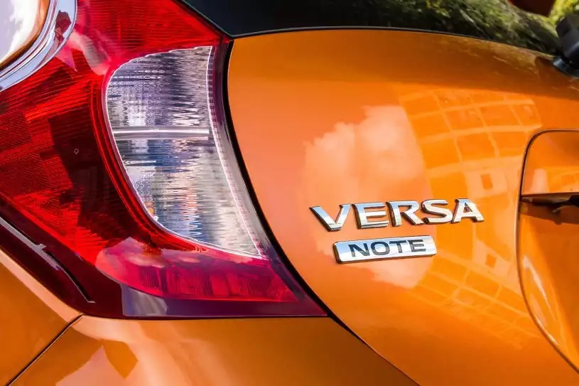 Nissan Versa Note in Danville