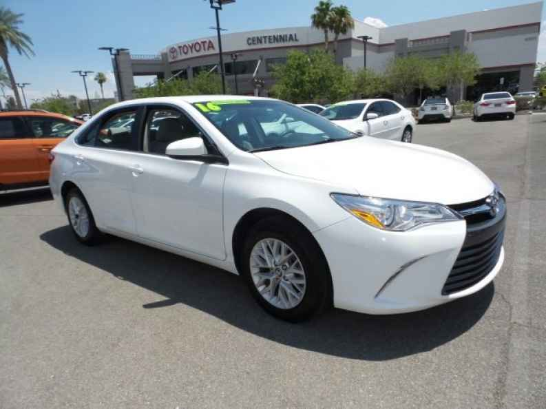 Used Toyota Camry For Sale At Las Vegas Centennial Toyota