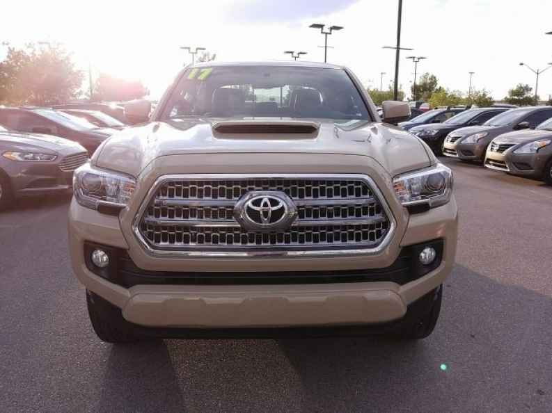 Used Toyota Tacoma For Sale At Toyota Dealership In Las Vegas Nv