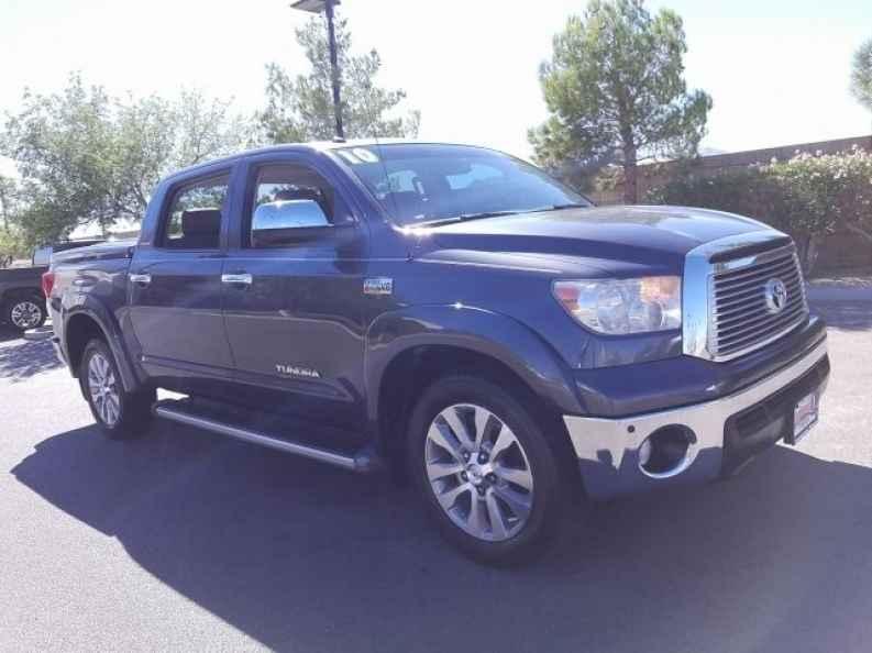 Used Toyota Tundra At Toyota Dealership In Las Vegas Nv