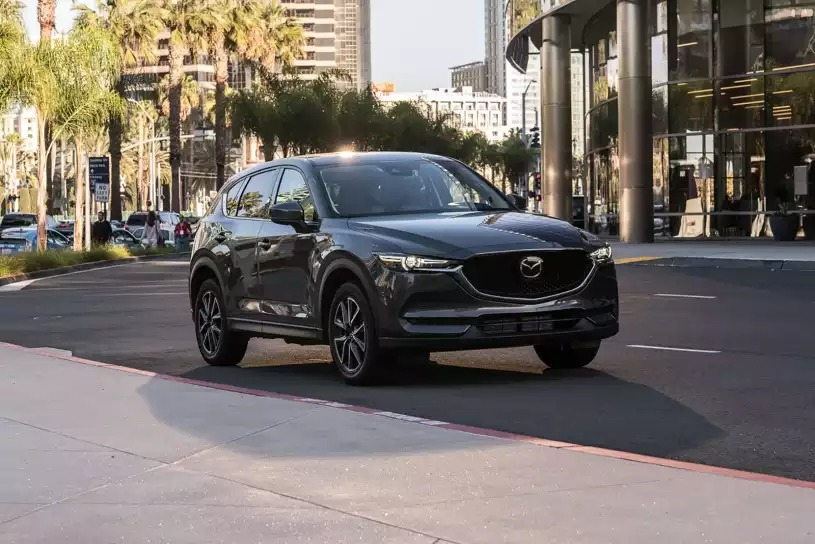 New Mazda CX-5 in Cary, NC | Capital Mazda of Cary