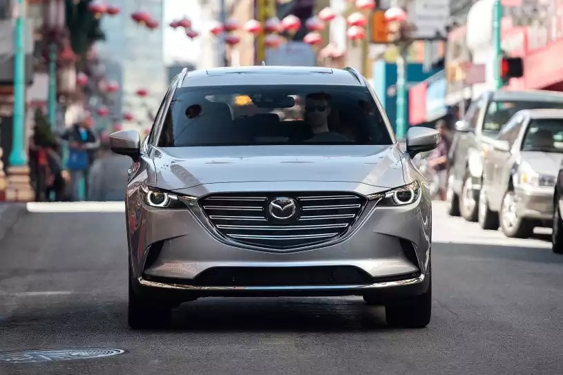 Mazda cx-9 in Winston-Salem