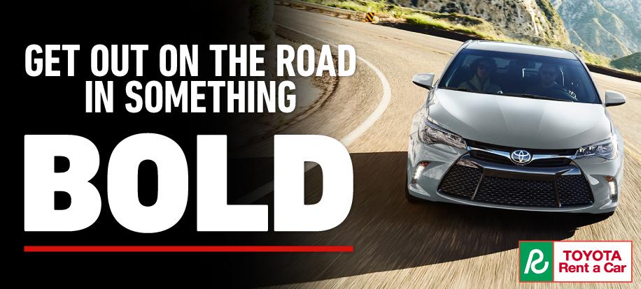 Toyota Rental Cars: Letu0027s Go Places