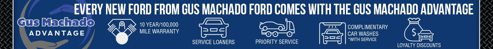 Gus Machado Ford Service >> Gus Machado Ford Of Kendall Ford Dealership Kendall Fl