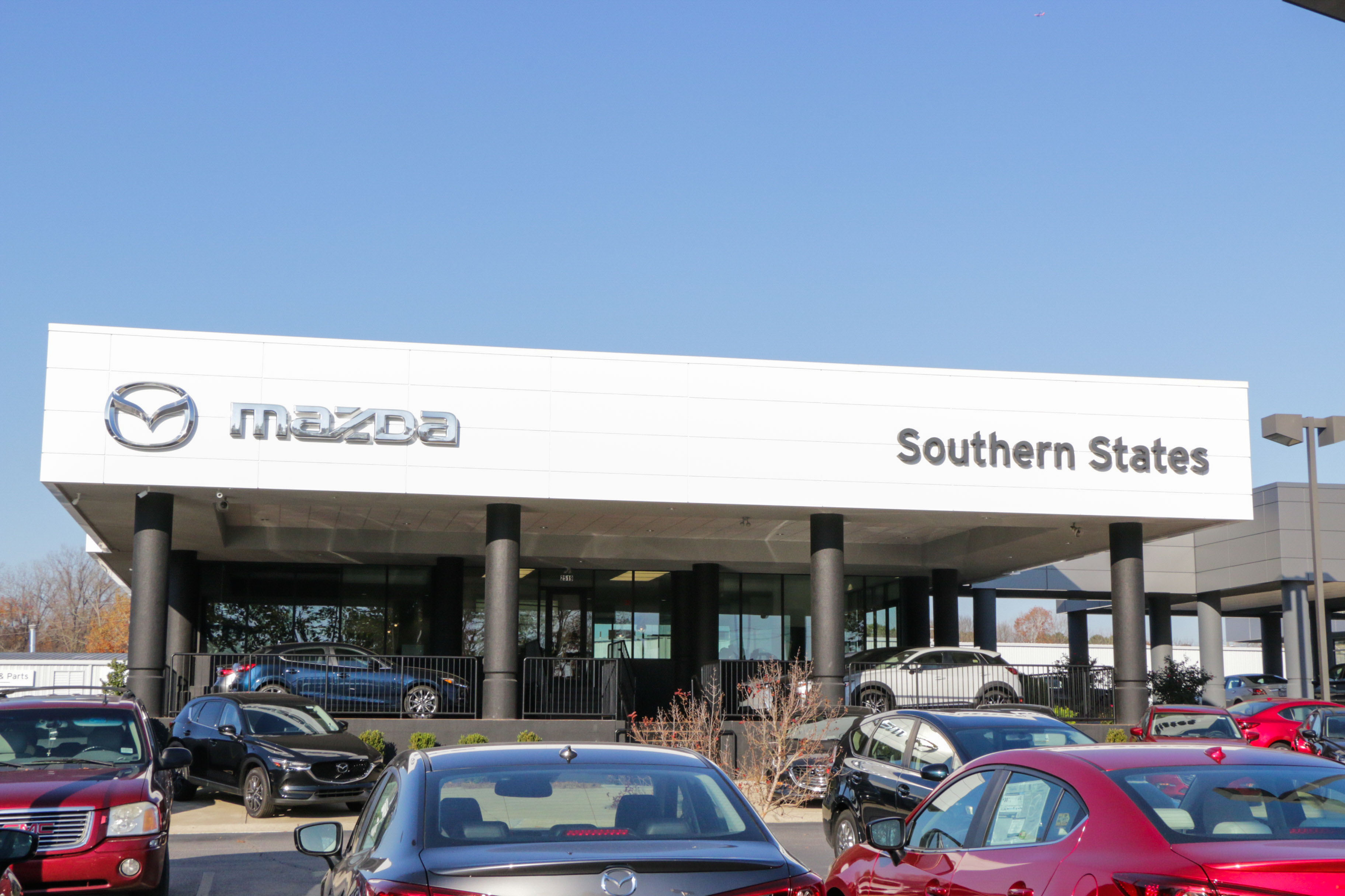 Raleigh Car Dealerships >> Our Dealership Southern States Mazda Raleigh Nc