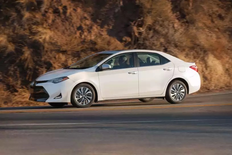 New Toyota Corolla in Fairmont